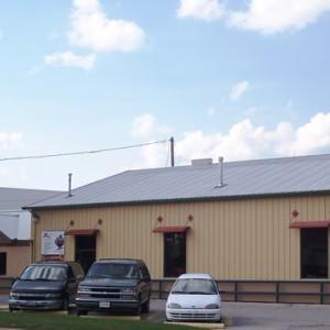 Auto Repair Shop Exterior