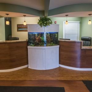 Bayview Family Clinic Interior