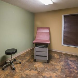 Bayview Family Clinic Interior