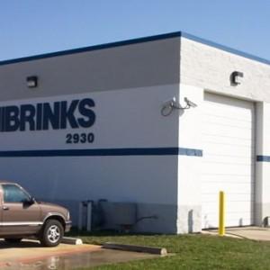 Brinks Facility Exterior