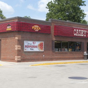 Casey's General Store, Rantoul Exterior
