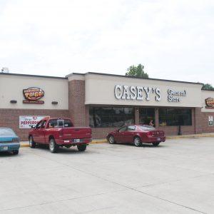 Casey's Veedersburg Exterior