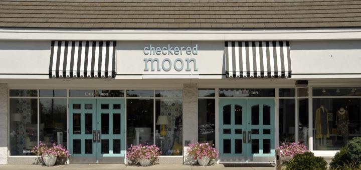 Checkered Moon Exterior