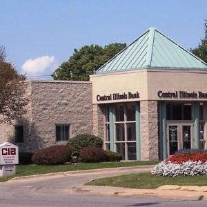 CIB Bank Exterior