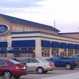 Culver's Restaurant Exterior