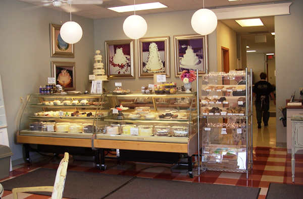 Charming Bakery Interior