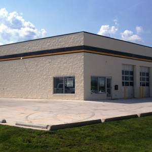 Car Repair Facility Exterior