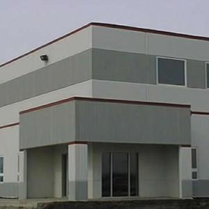 Manufacturing Facility Exterior
