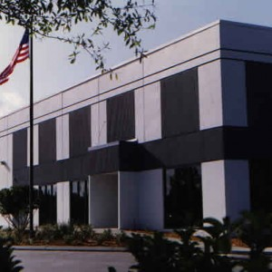 Office Distribution Facility Exterior