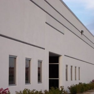 Office Warehouse Exterior