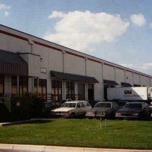 Office Warehouse Facility Exterior