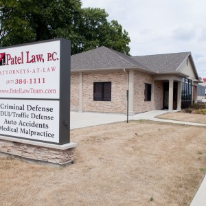 Patel Law Offices Exterior