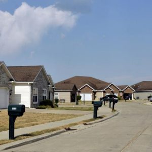 Prairie Winds Duplexes Exterior