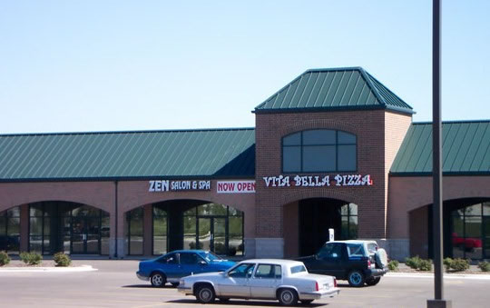 Retail Center Exterior