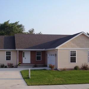 Single Family Home Exterior