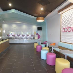 TCBY Interior