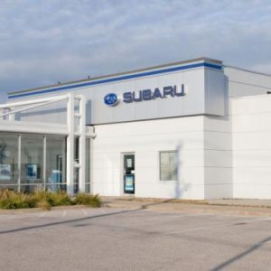Worden Martin Subaru Exterior