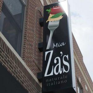 Za's Exterior